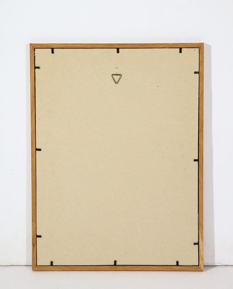Late 20th Century John Mawurndjul 'Mardayin at Mukkamukka', Aboriginal Contemporary Etching For Sale