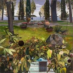 Italian Garden in Acadia
