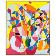 John O'Hara, EP 1, Encaustic Painting