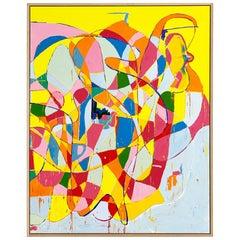 John O'Hara, EP 3, Encaustic Painting