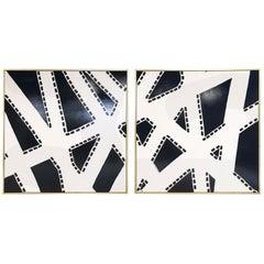 John O'Hara, Kodachrome, Two-Panel Work