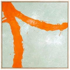 John O'Hara, Tar 12, Encaustic Painting