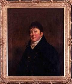 John Opie portrait, British 18th Century portrait of a gentleman