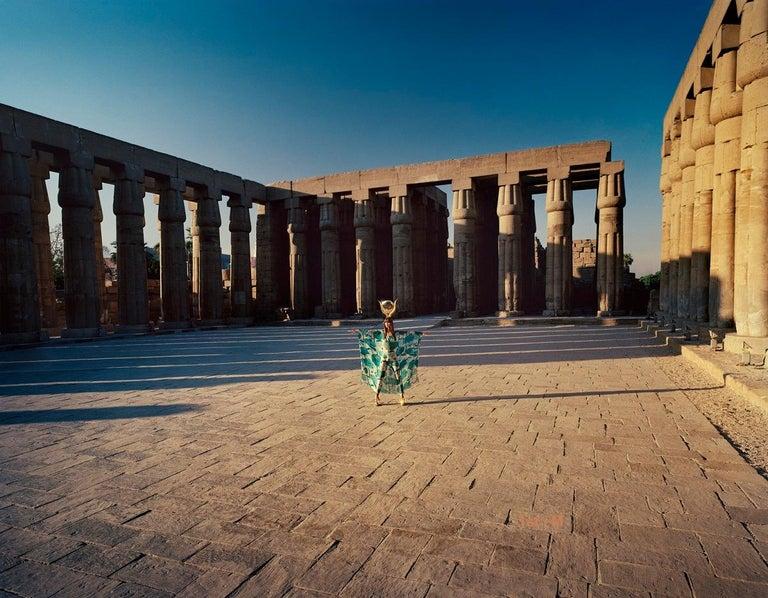John-Paul Pietrus Color Photograph - Photograph - Luxor - Framed print