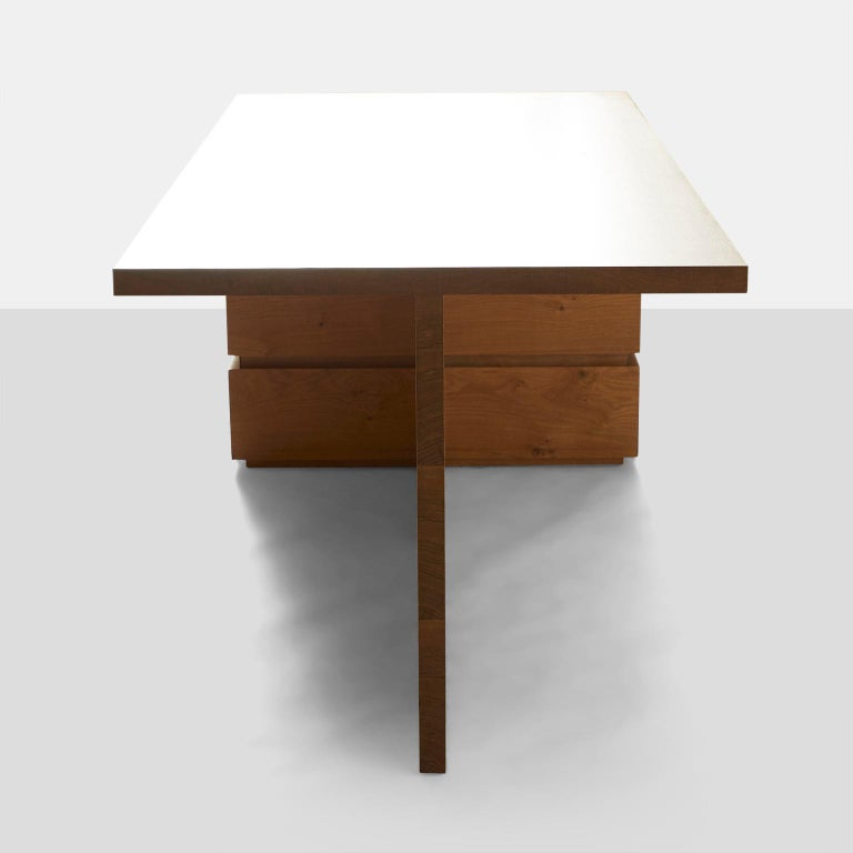 John Pawson Minimalist Desk In Excellent Condition For Sale In San Francisco, CA