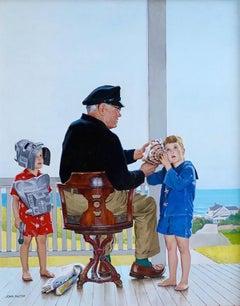 1950s Figurative Paintings