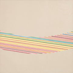 Colour Planes - Geometric Abstraction, British, 20th Century