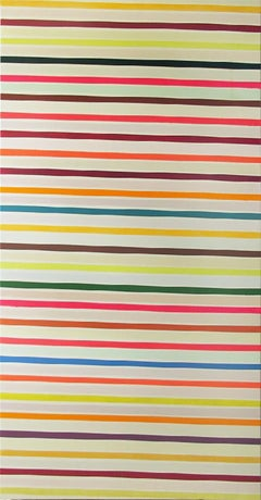 Ladder Series - John Plumb (Geometric Abstraction, British, 20th Century)