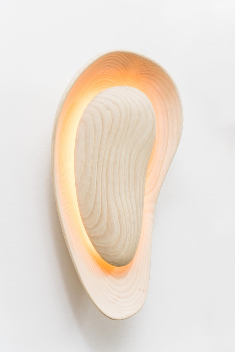 John Procario, Basin Series Wall Sconce Pair, USA In New Condition For Sale In New York, NY