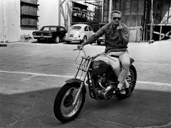 Steve McQueen, 20th Century Fox Studio, Los Angeles, CA, 1966