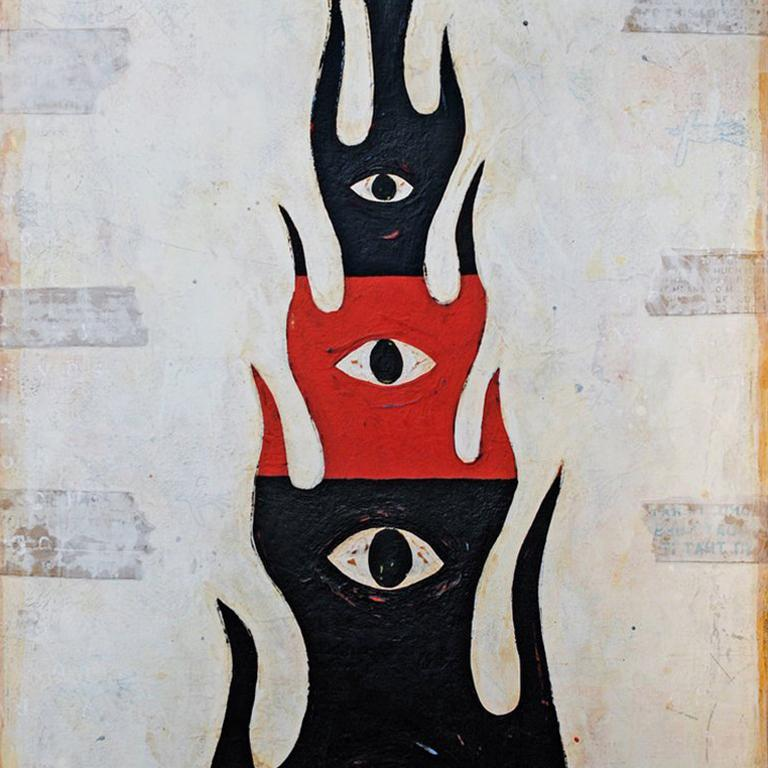 Ontology - Painting by John Randall Nelson