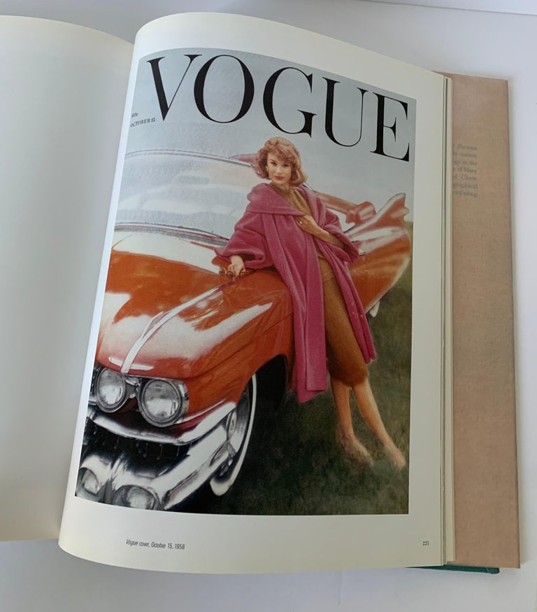 John Rawlings 30 Years in Vogue First Edition Book For Sale 1
