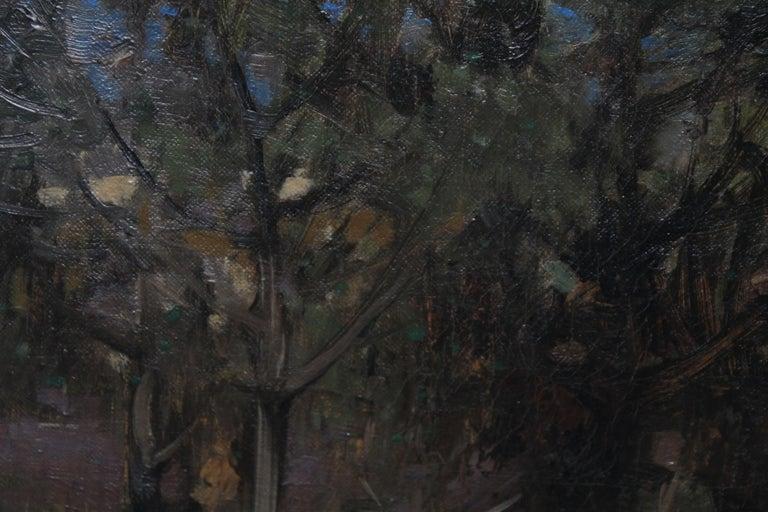 Loch Lomond - Scottish Impressionist art Glasgow Boys landscape oil painting  For Sale 2