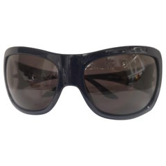 John Richmond blue swarovski stones sunglasses