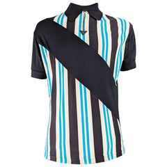 John Richmond Destroy Vintage Mens Polo Shirt