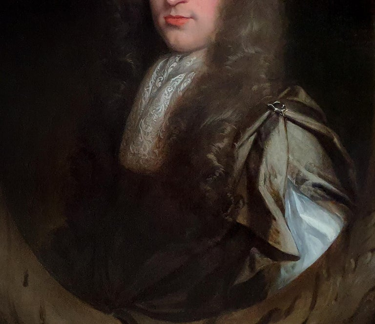 Portrait of Christopher Musgrave (1664-1718) circa 1690 3