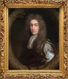 Portrait of Christopher Musgrave (1664-1718) circa 1690