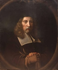 Portrait of William Chiffinch, Half-lenght