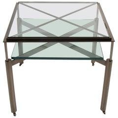 John Saladino Facade Collection for Baker Lamp Table