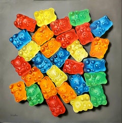 """Kaleidoscope Gummy Bears"""