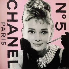 Audrey Chanel No 5 Blush