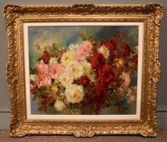 """""""June Roses"""" by John Strevens"""