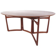 John Stuart Gate Leg Table in Teak