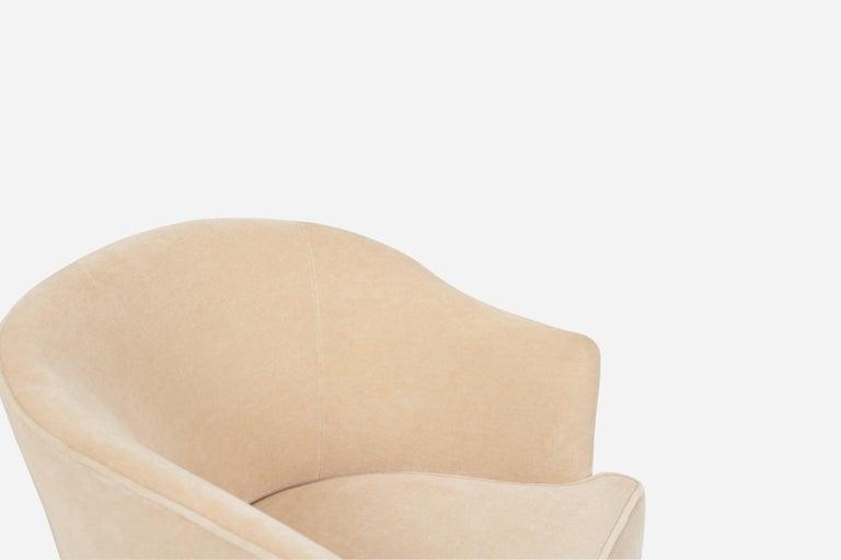 American John Stuart Swivel Chairs, 1960s For Sale