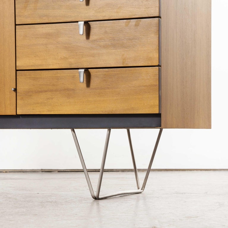British John & Sylia Reid S201 Sideboard, Reissue by Nathan Furniture, Prototype For Sale