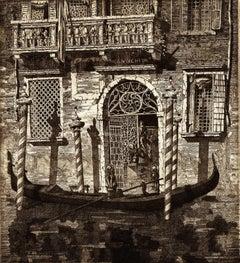 Palazzo dell' Angelo, Venice Italy (#19 Italian Series)