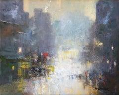 Hazy NYC