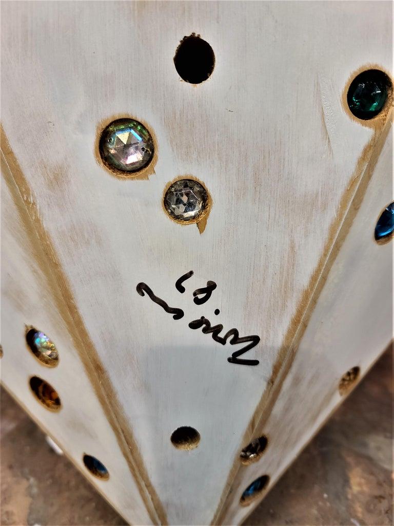 John Torreano Modern Jewel Sculpture For Sale 6