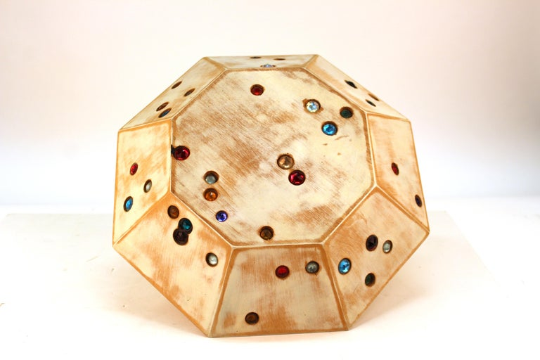 American John Torreano Modern Jewel Sculpture For Sale