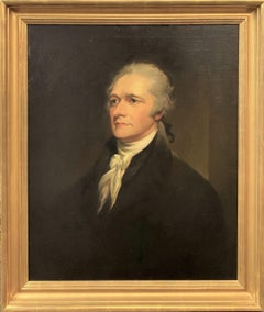 Portrait of Alexander Hamilton, After John Trumbull