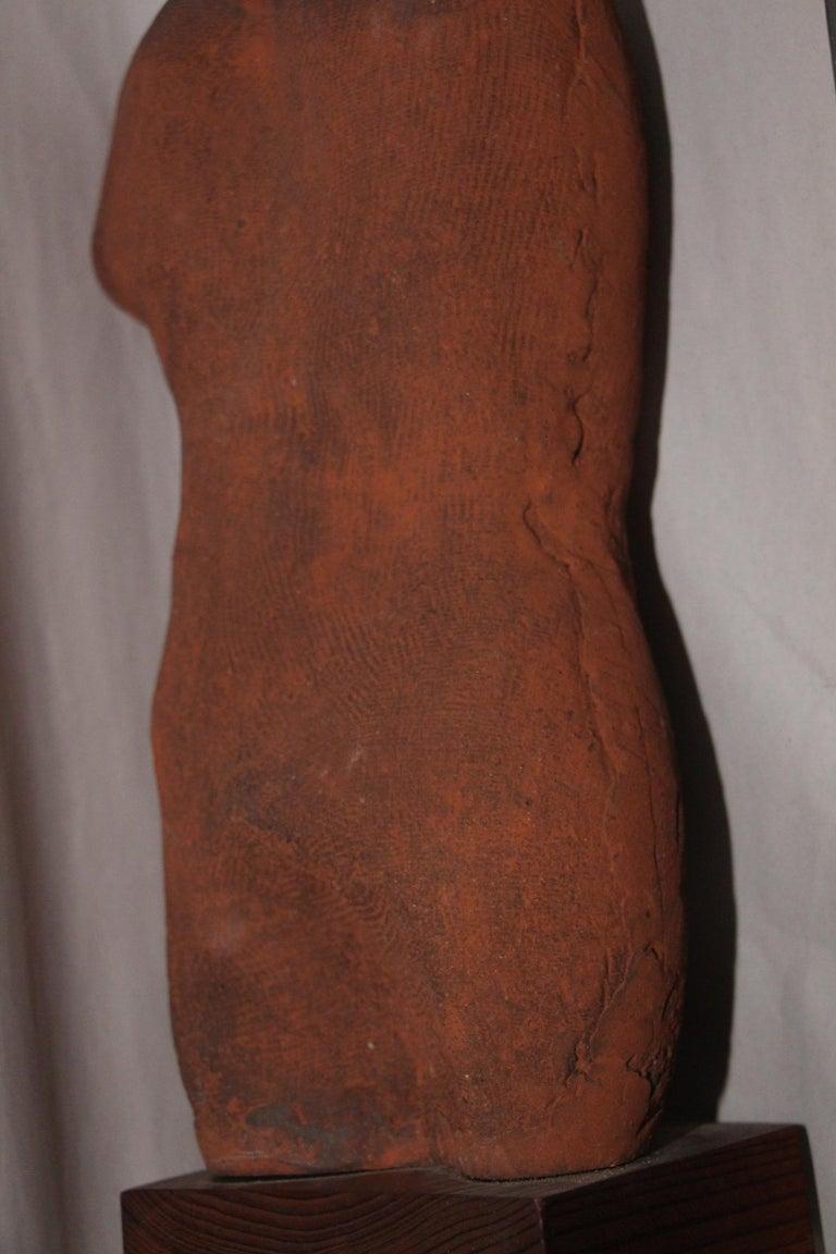 John Tuska Nude Pottery Torso For Sale 4