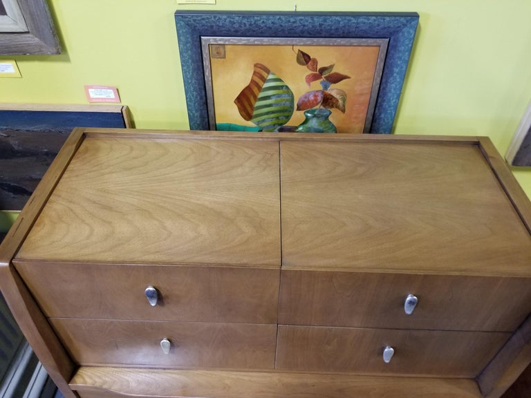 John Van Koert Midcentury Tall Dresser For Sale 1