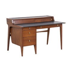 "John Van Koert ""Perspective"" Model K80 Executive Desk for Drexel"