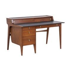 """John Van Koert """"Perspective"""" Model K80 Executive Desk for Drexel"""