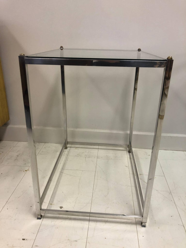 American John Vesey Occasional Table For Sale