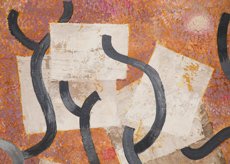 Growth (Abstract Composition) For Sale 4