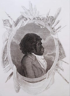 Portrait of Bennelong