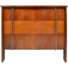 John Widdicomb Chest of Drawers, Dresser in Walnut