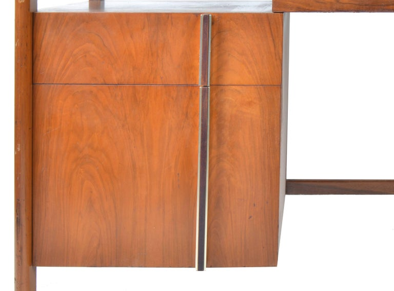 John Widdicomb Desk by Dale Ford In Excellent Condition For Sale In North Miami, FL