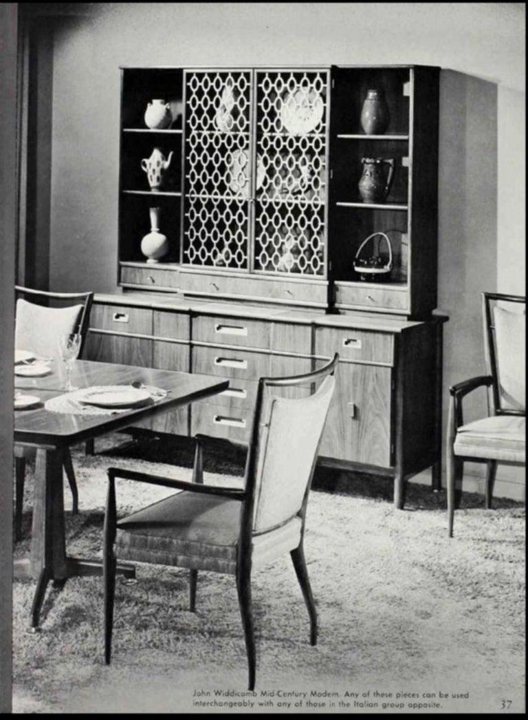 John Widdicomb Extension Dining Table by J. Stuart Clingman 3