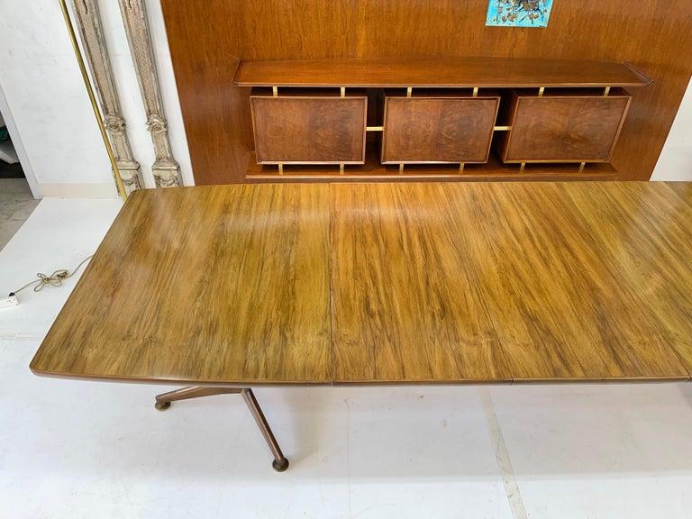 John Widdicomb Extension Dining Table by J. Stuart Clingman 4