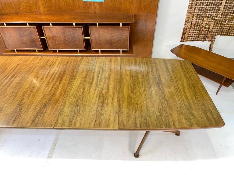 John Widdicomb Extension Dining Table by J. Stuart Clingman 5