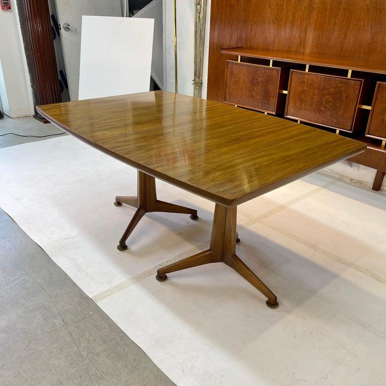 John Widdicomb Extension Dining Table by J. Stuart Clingman 8