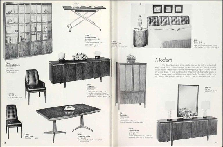 John Widdicomb Extension Dining Table by J. Stuart Clingman 10