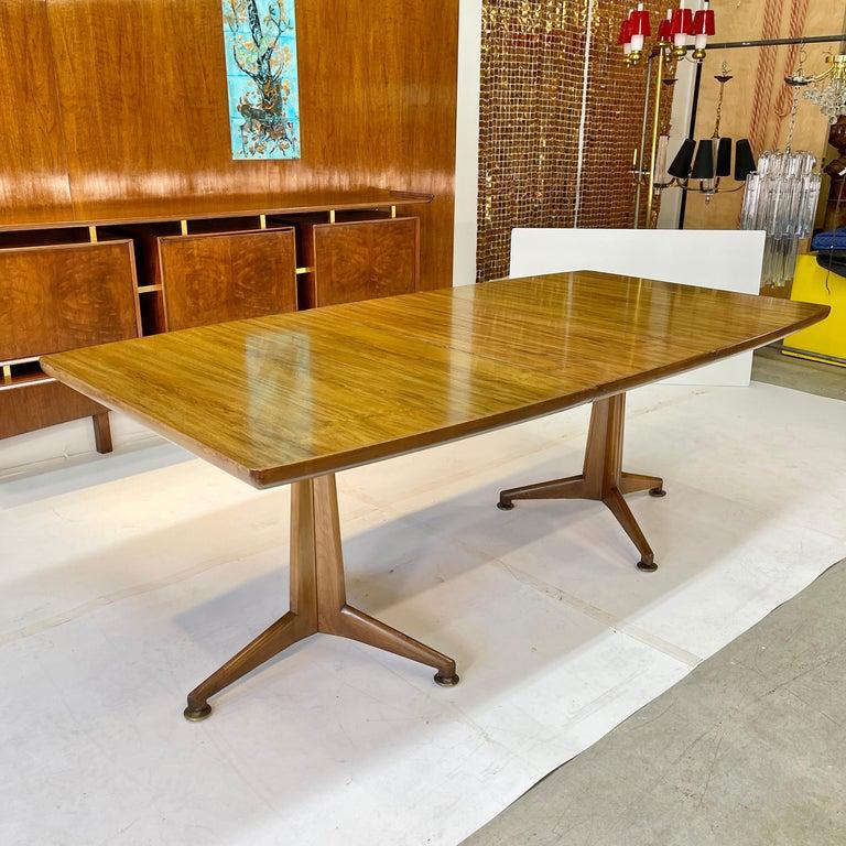John Widdicomb Extension Dining Table by J. Stuart Clingman 11