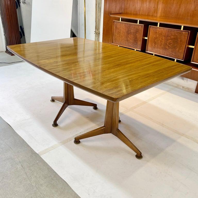 John Widdicomb Extension Dining Table by J. Stuart Clingman 12